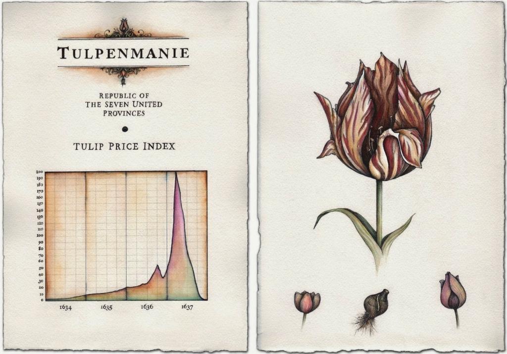 Картинки по запросу тюльпаномания